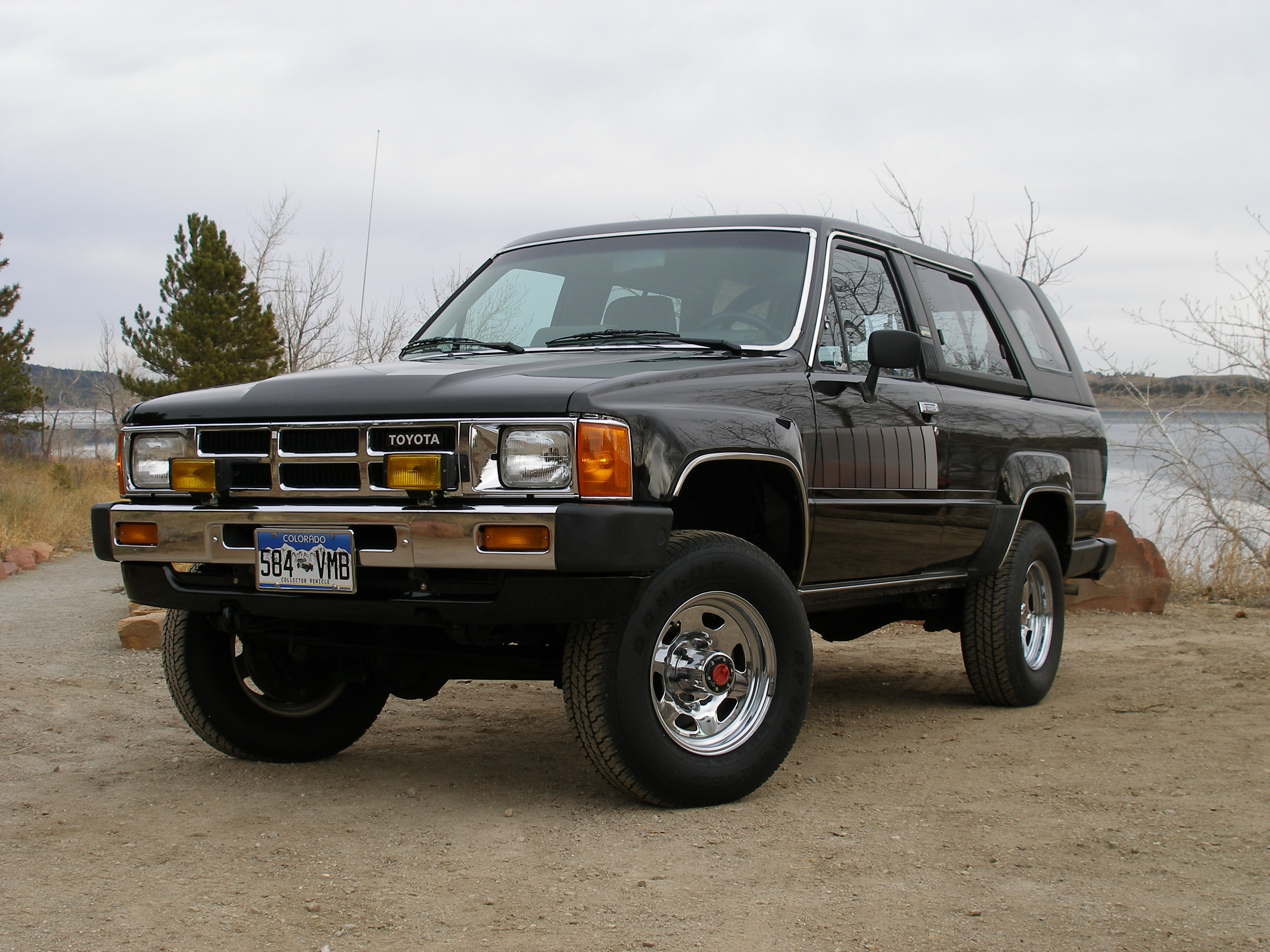 remerson 1985 toyota 4runner specs photos modification. Black Bedroom Furniture Sets. Home Design Ideas