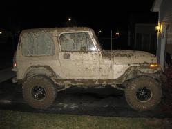 3360253s 1993 Jeep YJ