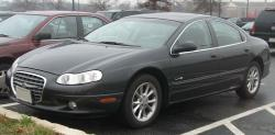 cleanisfresh1 2000 Chrysler LHS