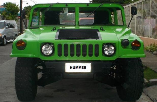 Another isabela 1998 Hummer H1 post... - 14328992
