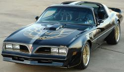 hendrixmotors 1977 Pontiac Trans Am