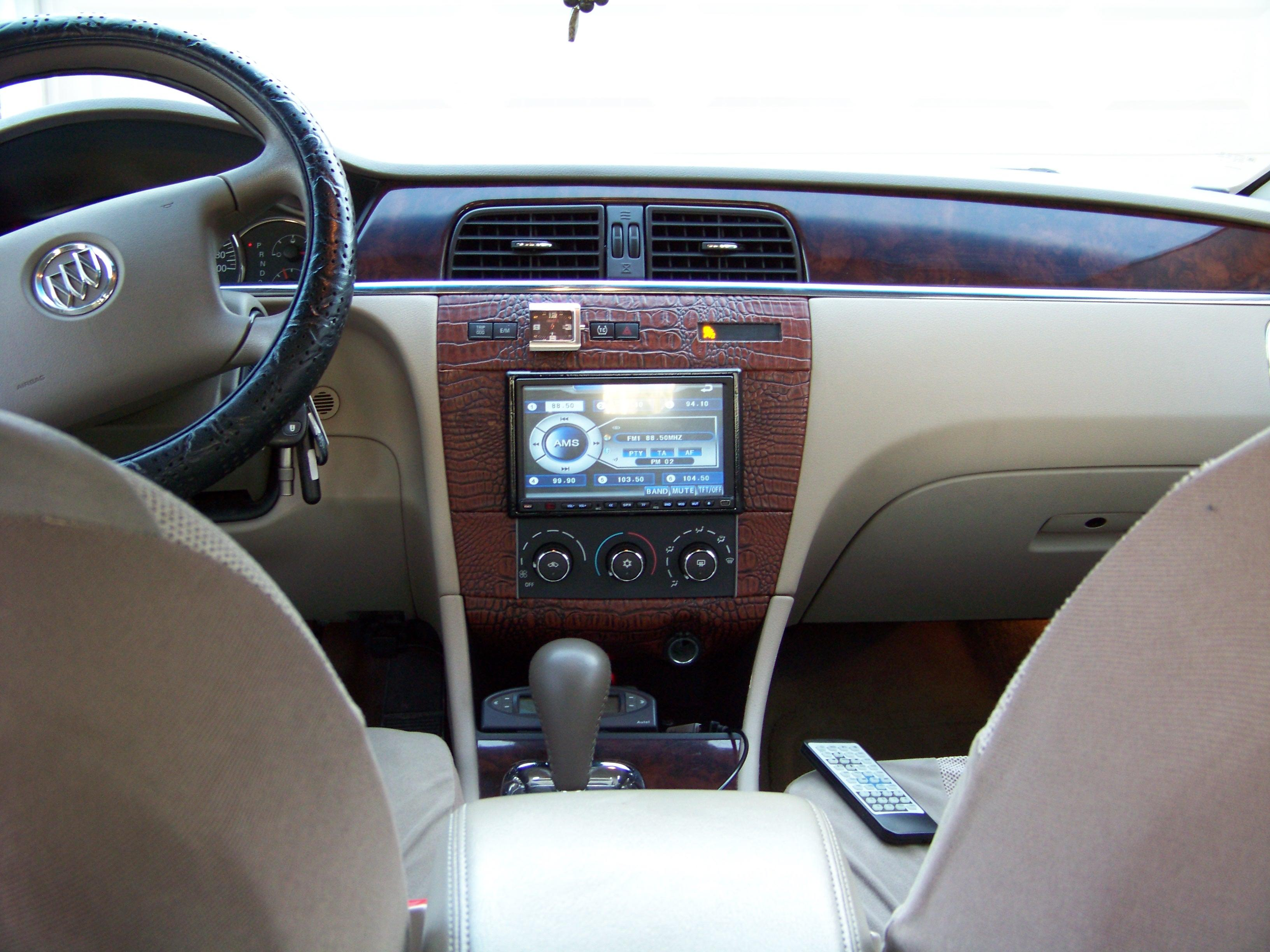 Ano 2007 buick lacrosse