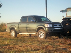 Streetcarp6650s 2006 Toyota Tundra Double Cab