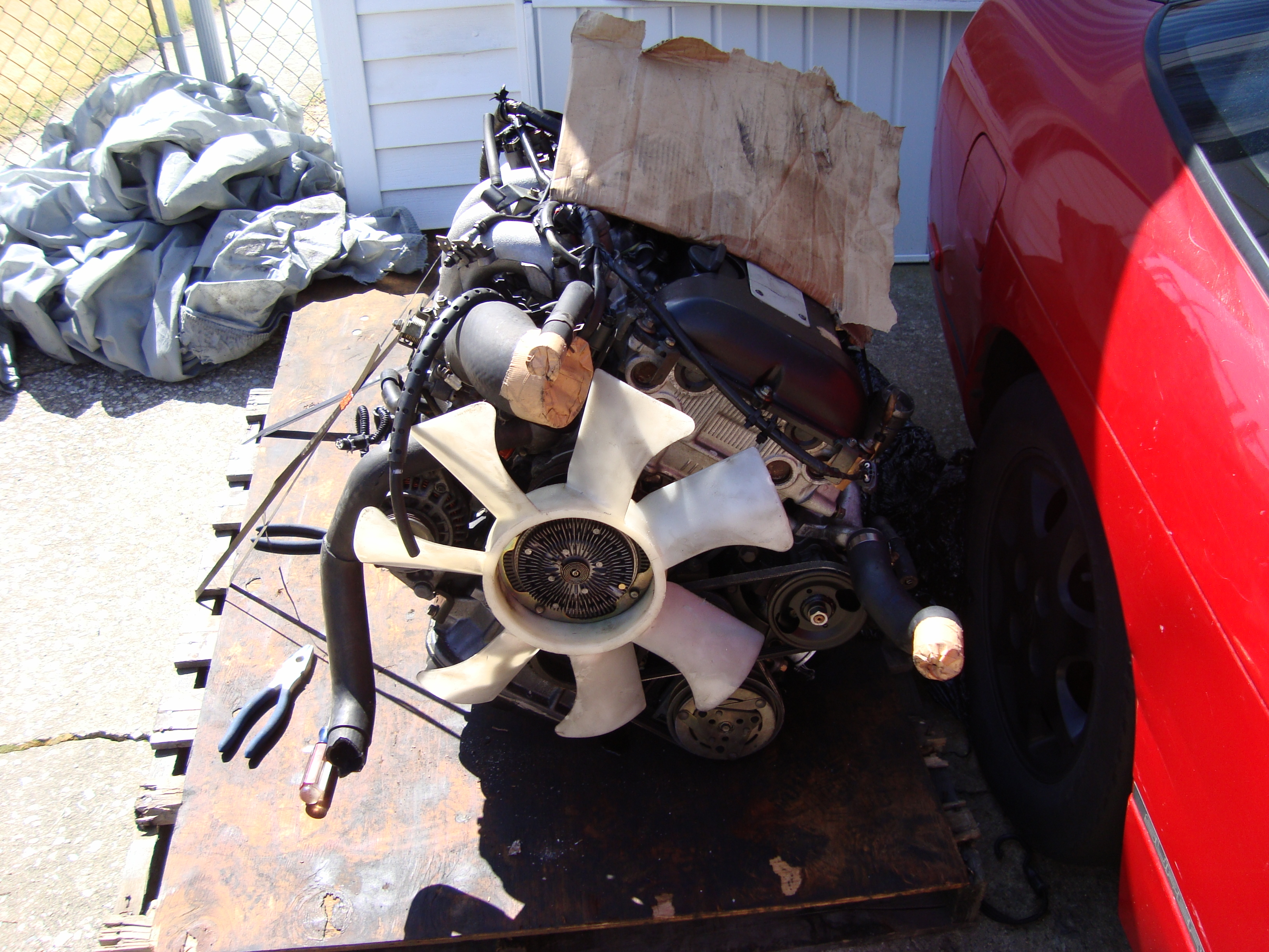 Another RougeAgent 1991 Nissan 240SX post... - 14329873