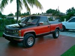 chevii89 1989 Chevrolet 1500 Extended Cab