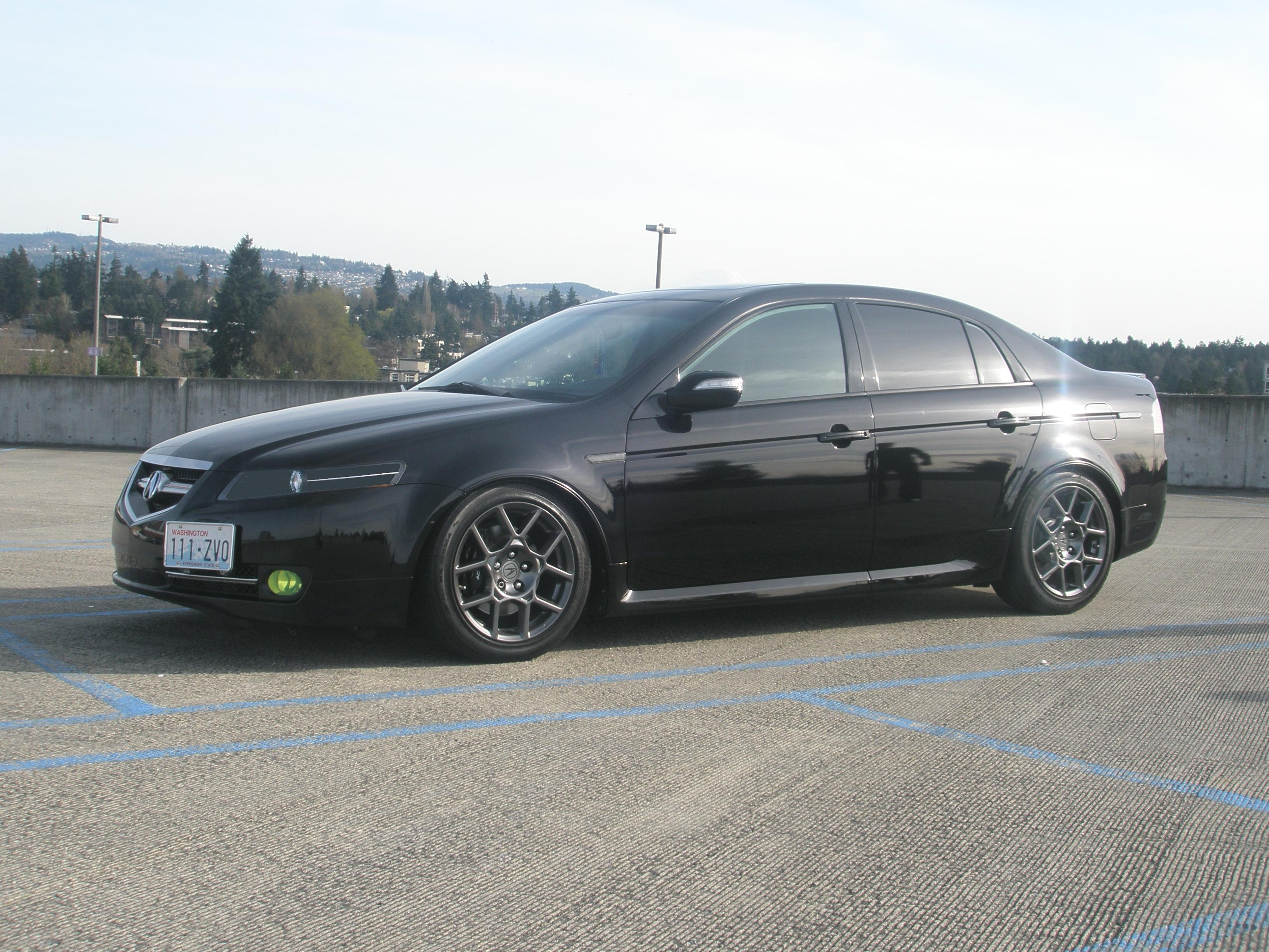 nbptypes 2008 acura tltype s sedan 4d specs photos modification