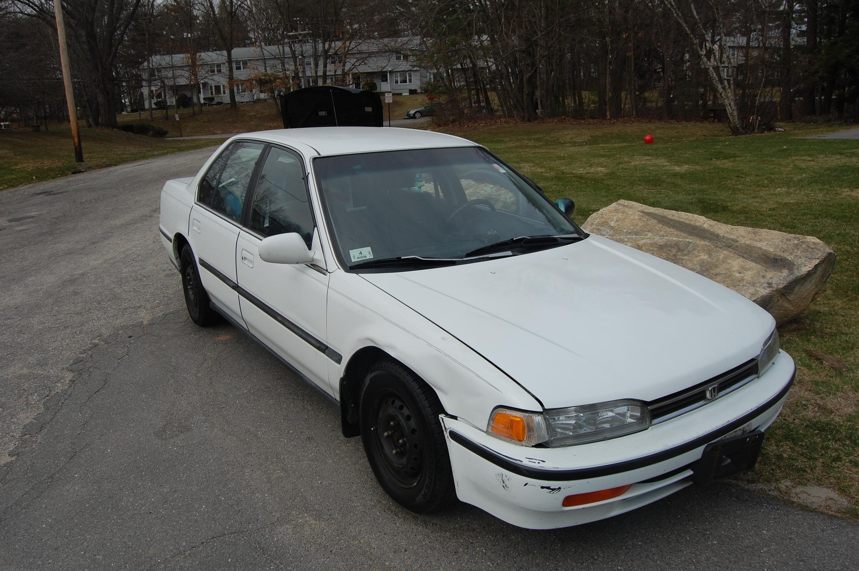 Original on 1995 Honda Accord Lx Sedan