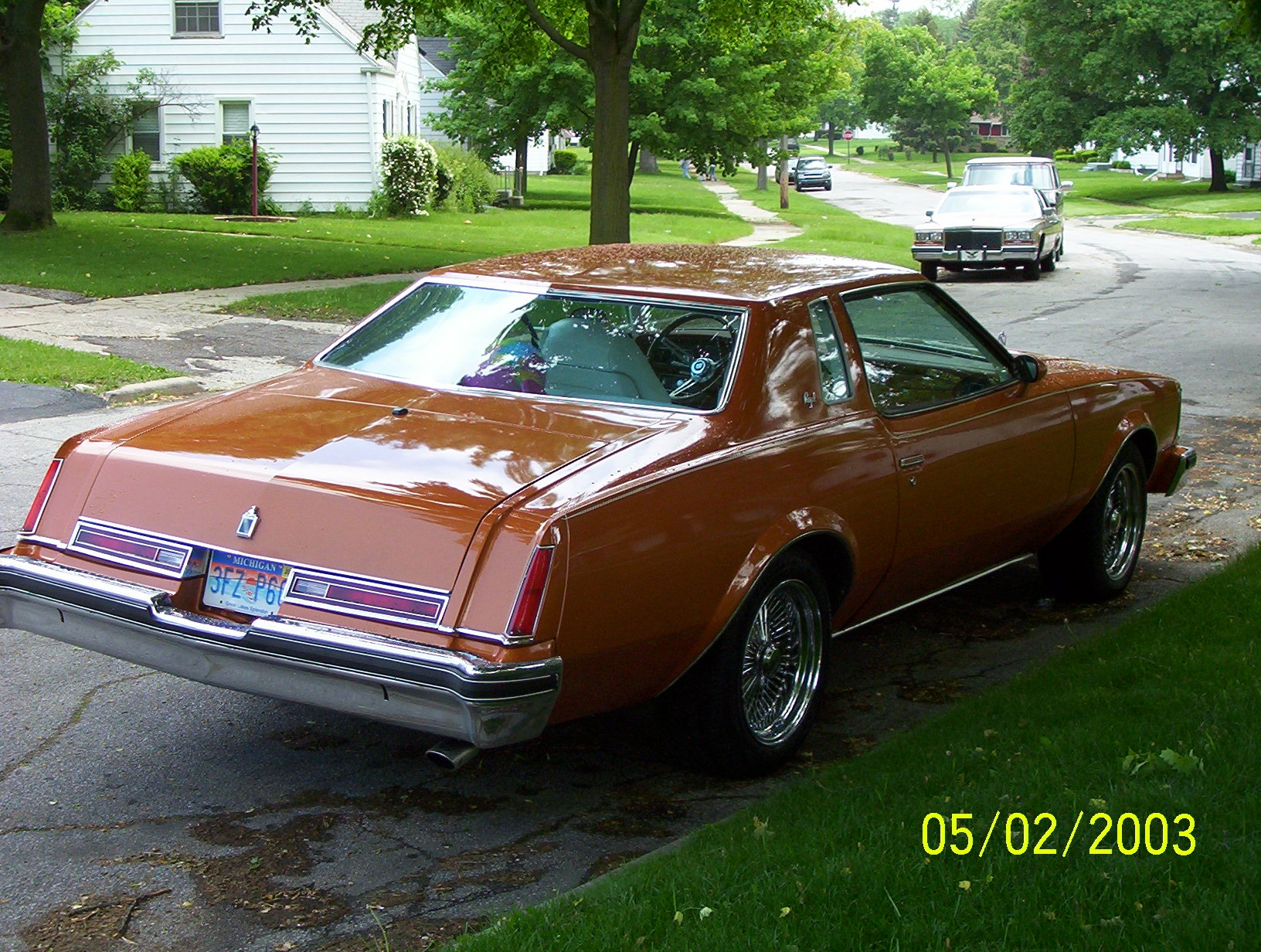 Slipdaddy 1977 Buick Regal 2906445
