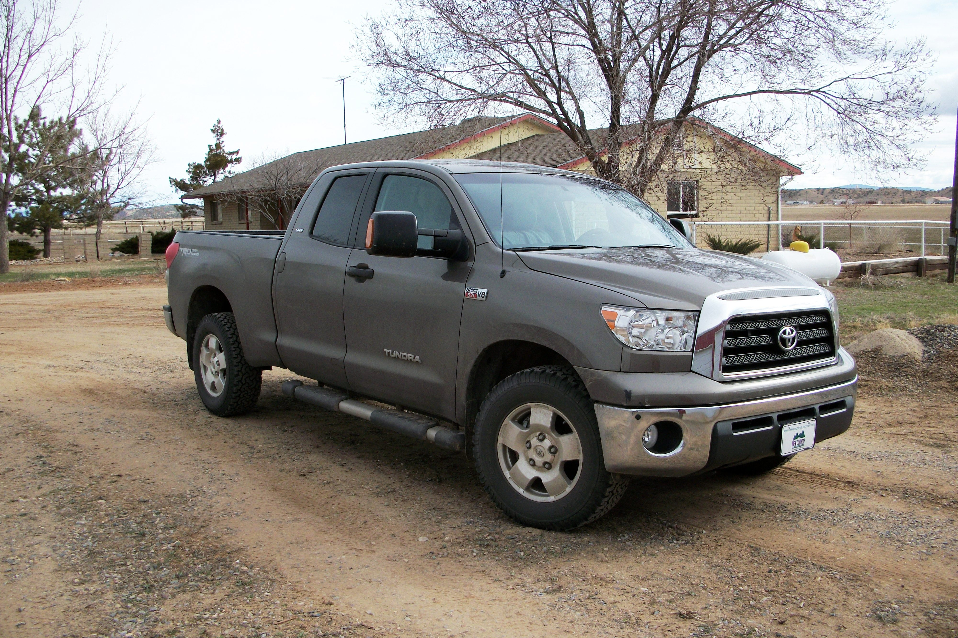 Another CL302 2008 Toyota Tundra Double Cab post... - 14332543