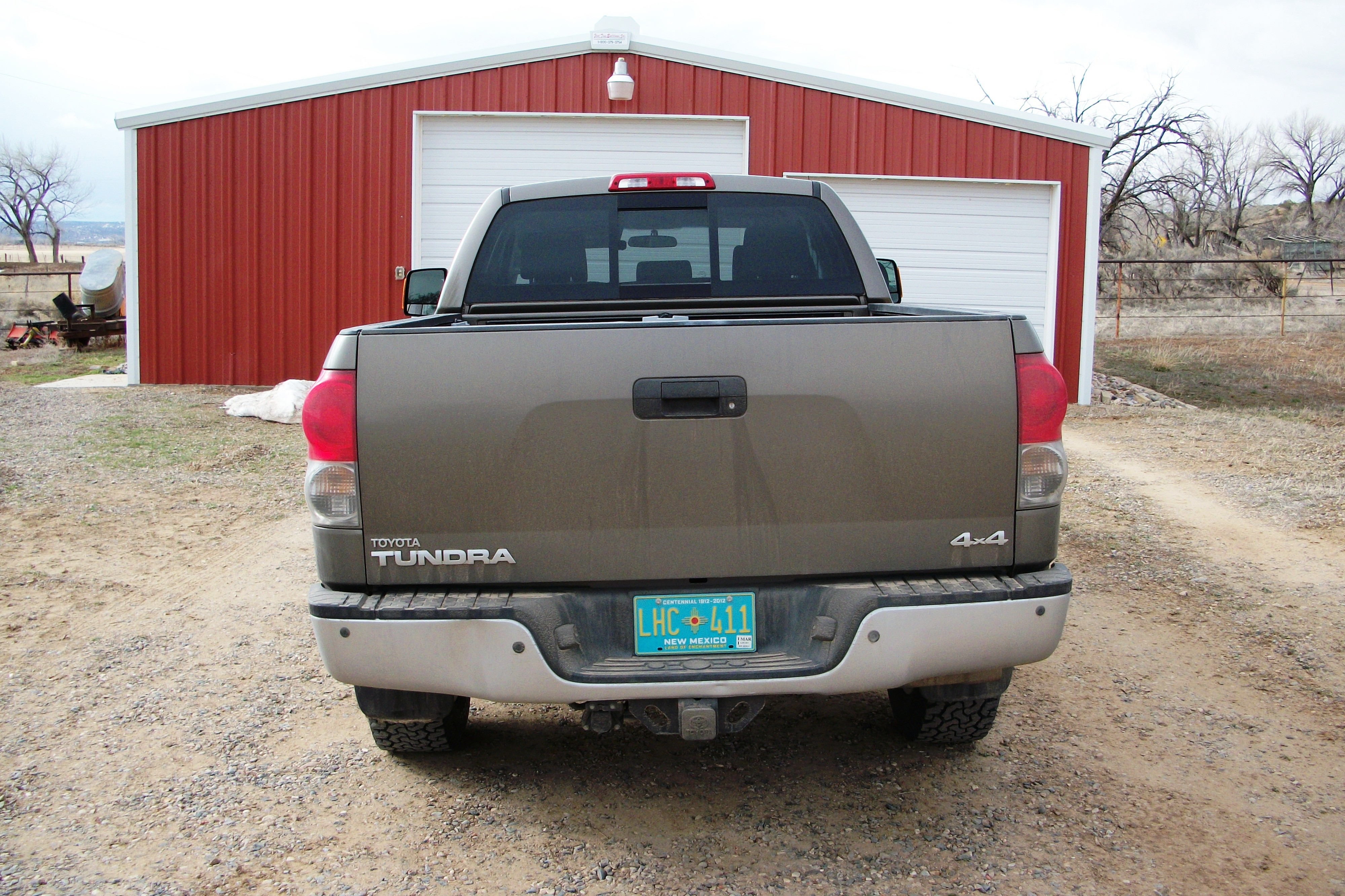 Another CL302 2008 Toyota Tundra Double Cab post... - 14332544