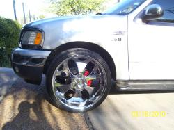 highjumper205s 1999 Ford Expedition