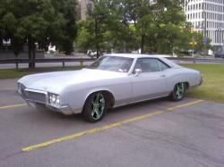 intrigued 1970 Buick Riviera