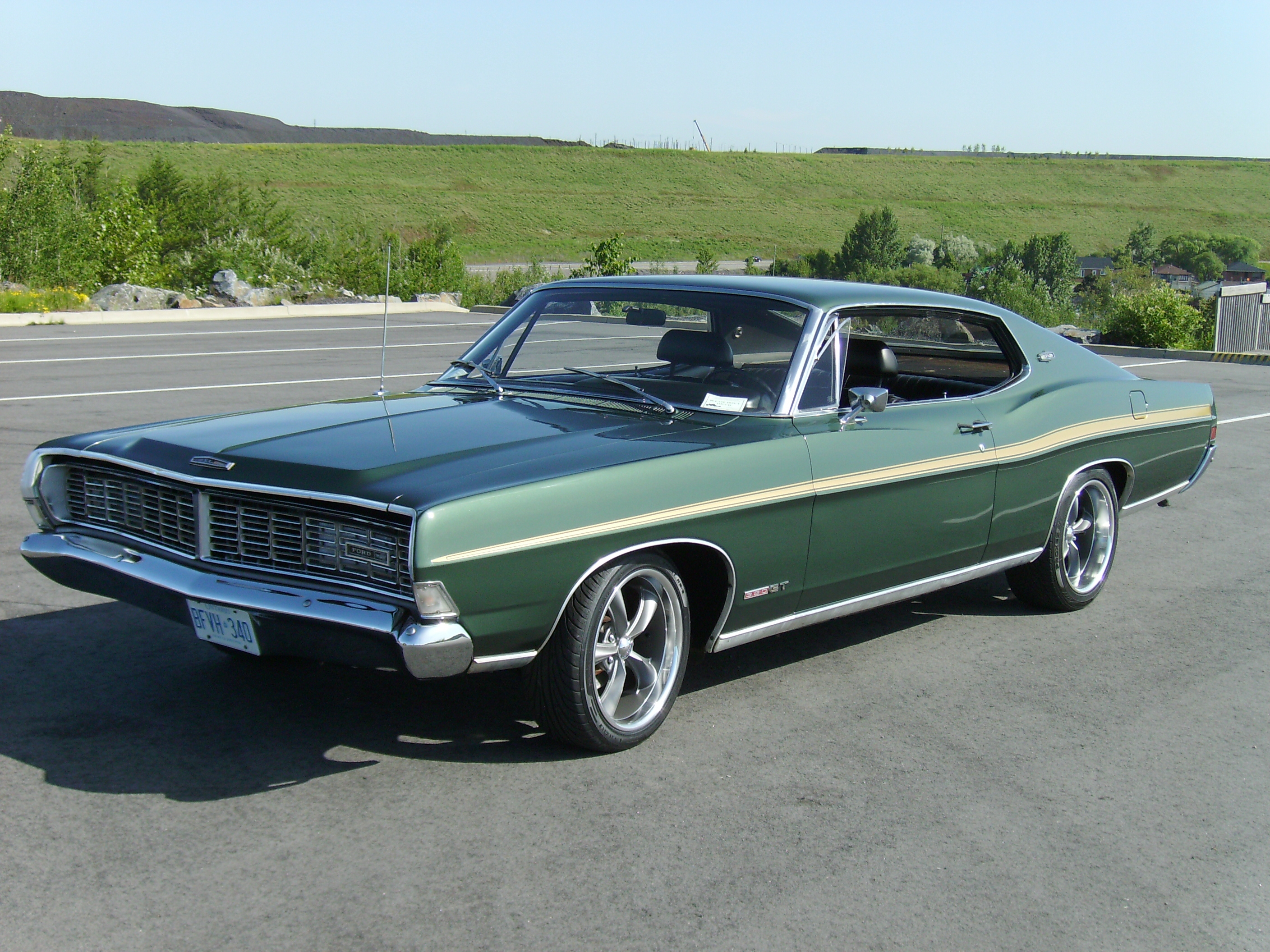 jenden1808 1968 ford galaxie specs photos modification info at cardomain. Black Bedroom Furniture Sets. Home Design Ideas