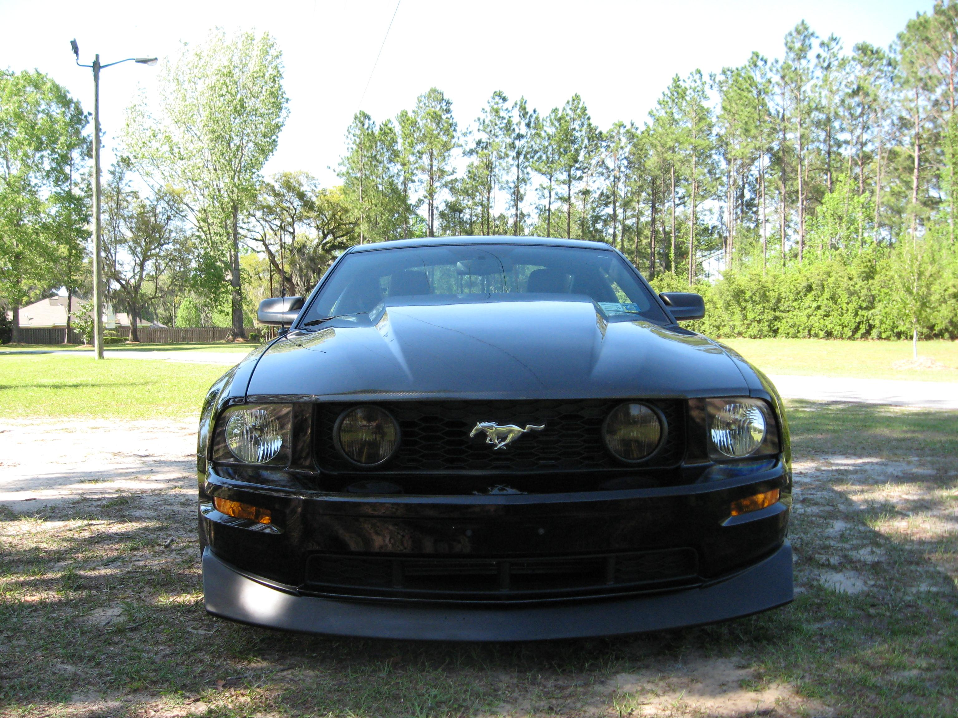 mike08gt 2008 Ford Mustang