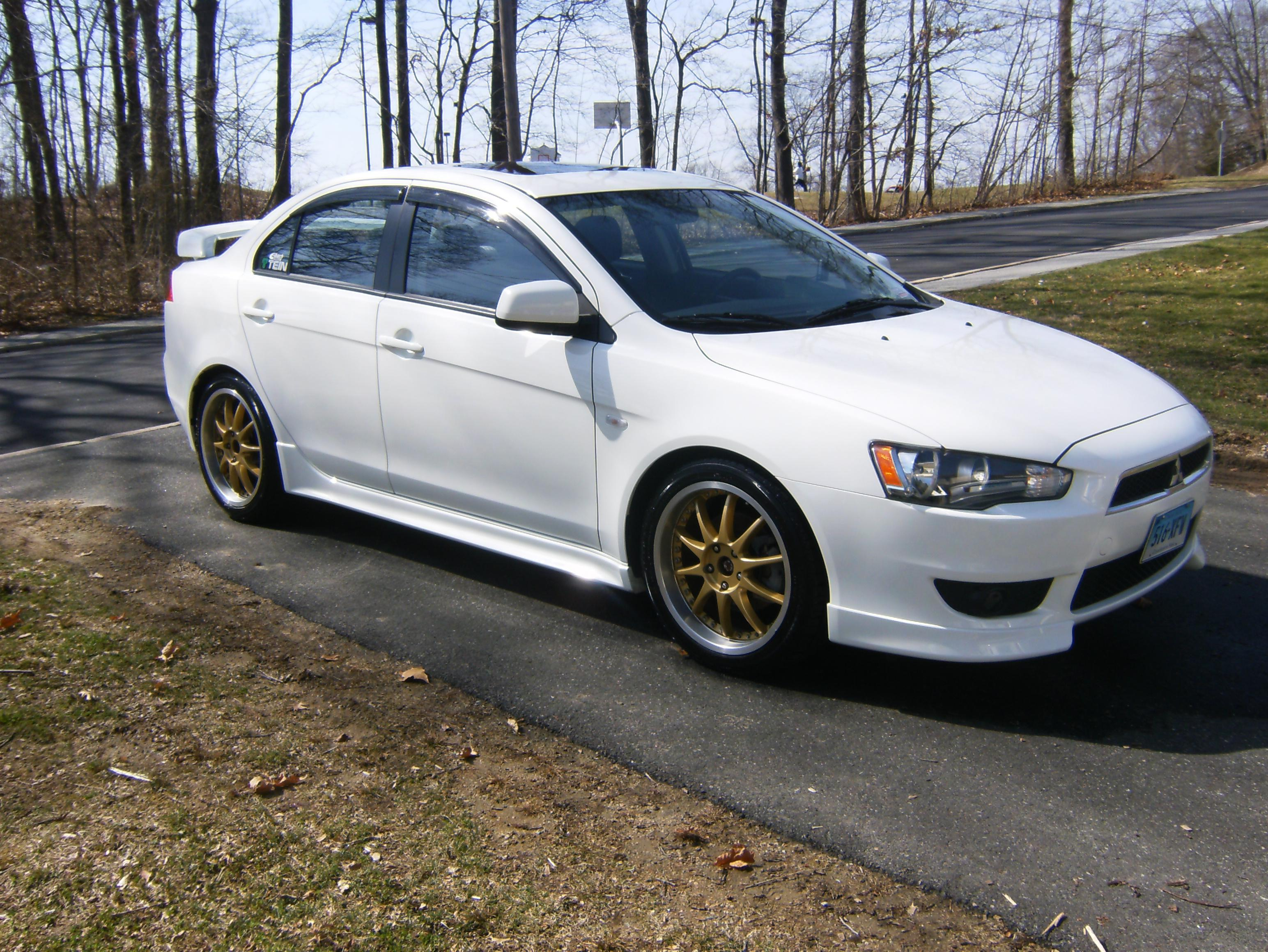 callycarty 39 s 2008 mitsubishi lancer gts sedan 4d in groton ct. Black Bedroom Furniture Sets. Home Design Ideas