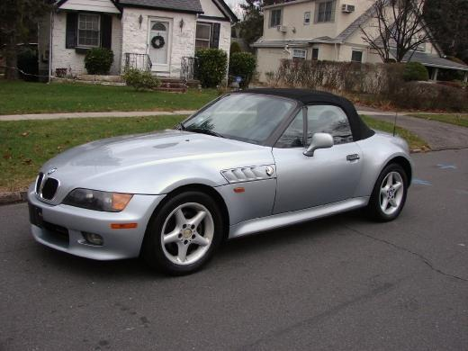 Trapjaw 1997 Bmw Z36 Cyl Roadster 2d Specs Photos