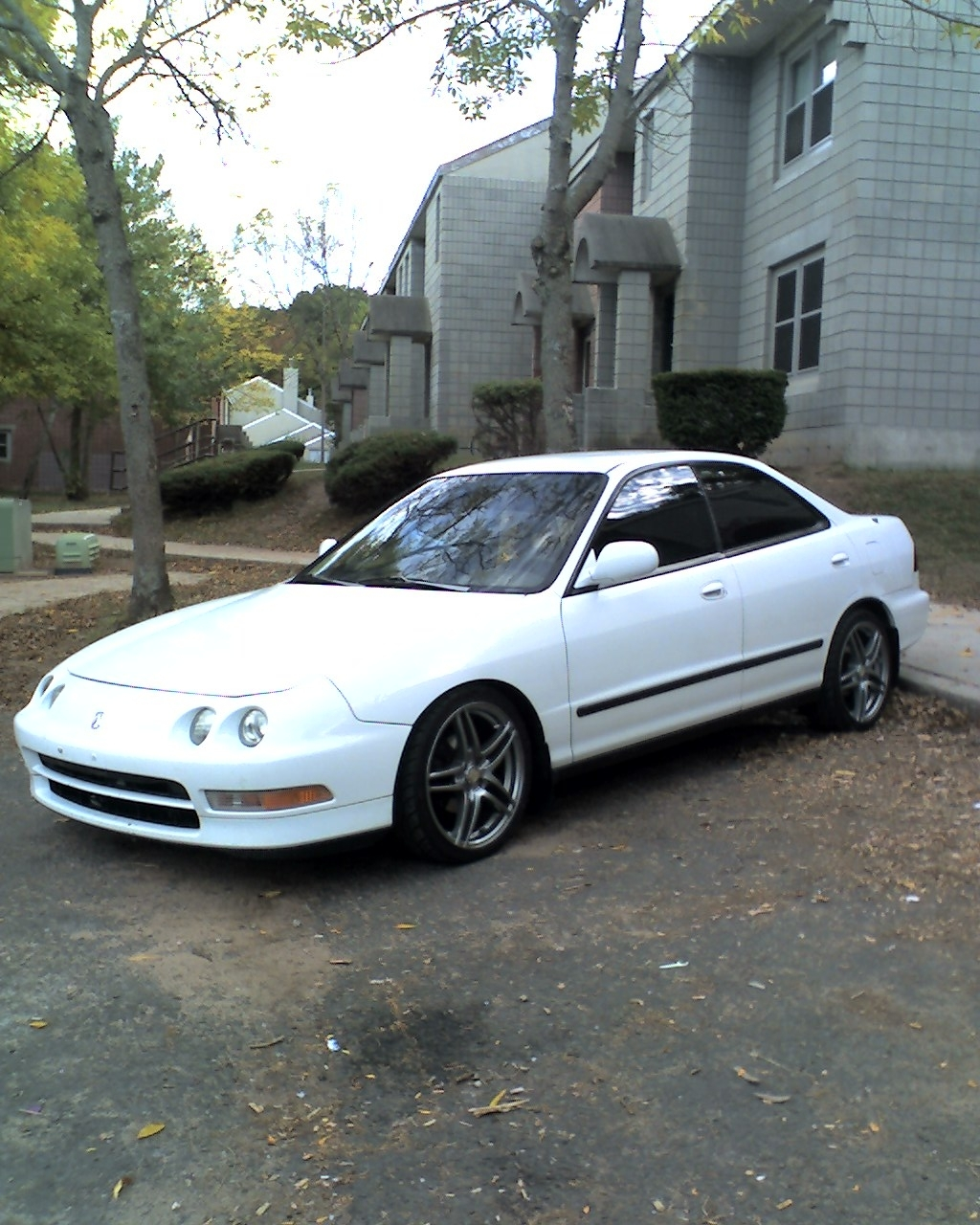 1994 Acura Integra GS-R Sedan Related Infomation