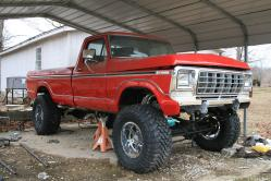 Fordmtrsp 1978 Ford F250 Super Duty Regular Cab