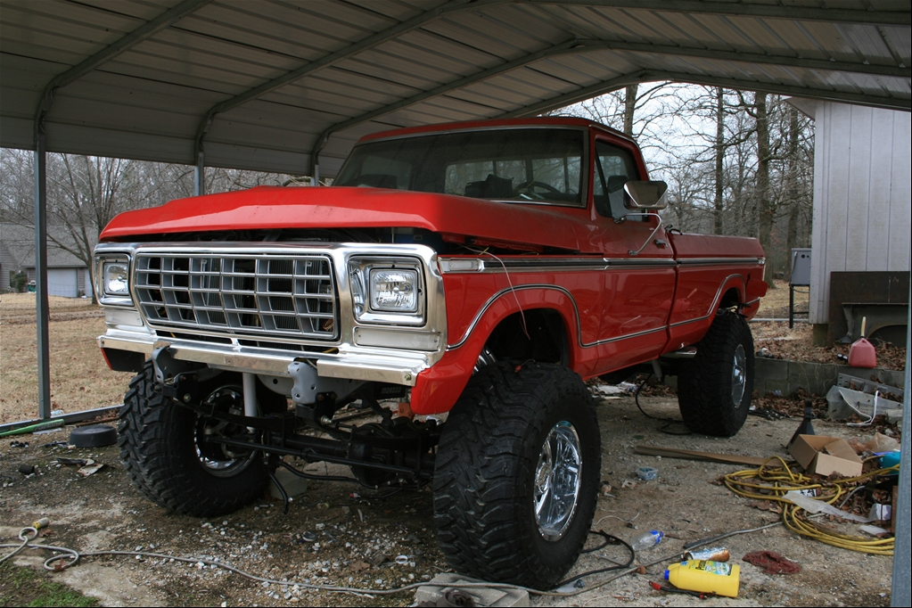 1978 Ford Crew Cab http://www.cardomain.com/ride/3844259/1978-ford