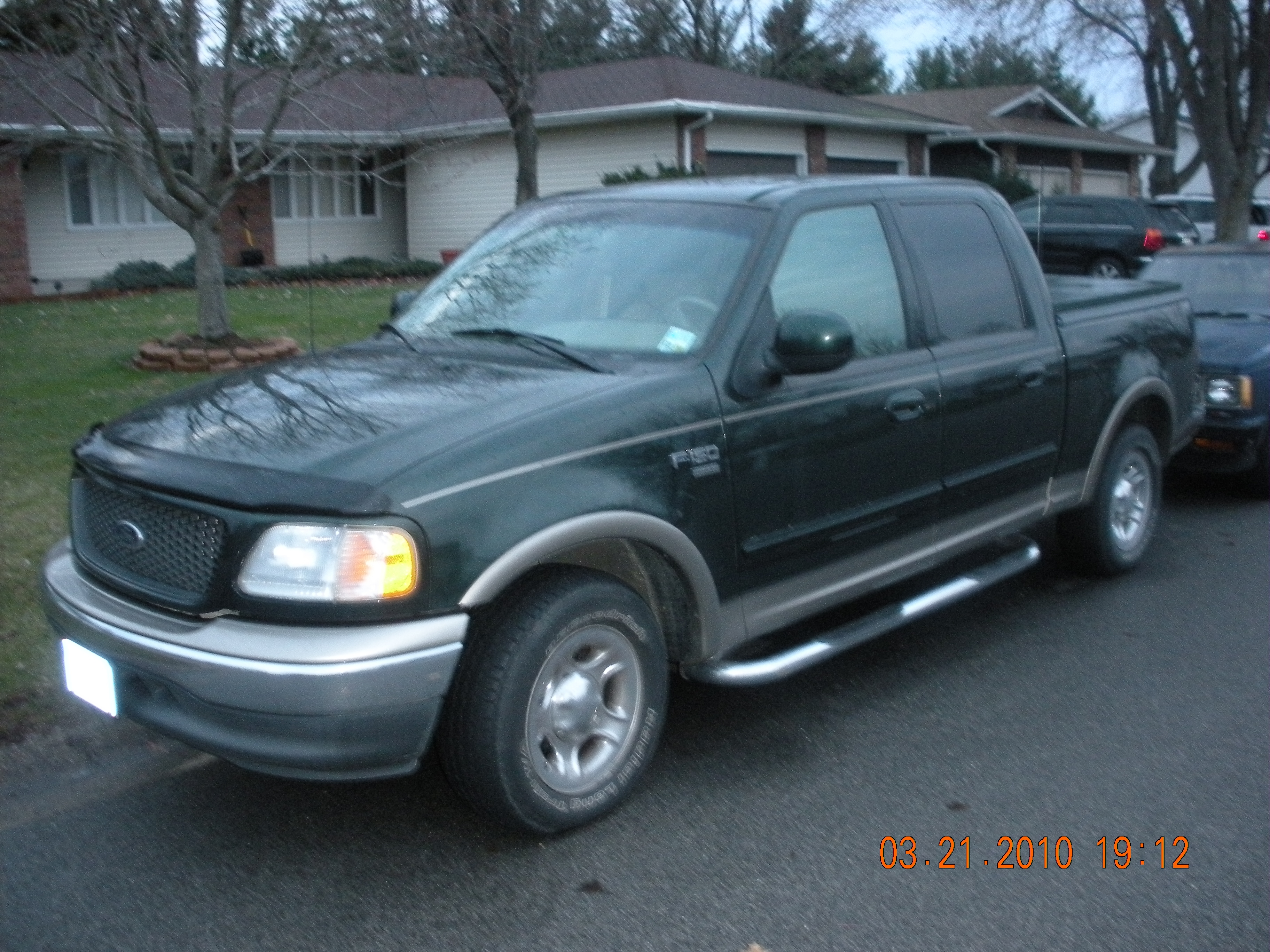 asc1189's 2001 Ford F150 SuperCrew Cab