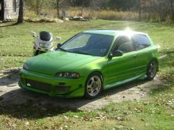 5SpeedSpinners 1992 Honda Civic