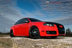 Strasse_Forged 2009 Audi RS 4