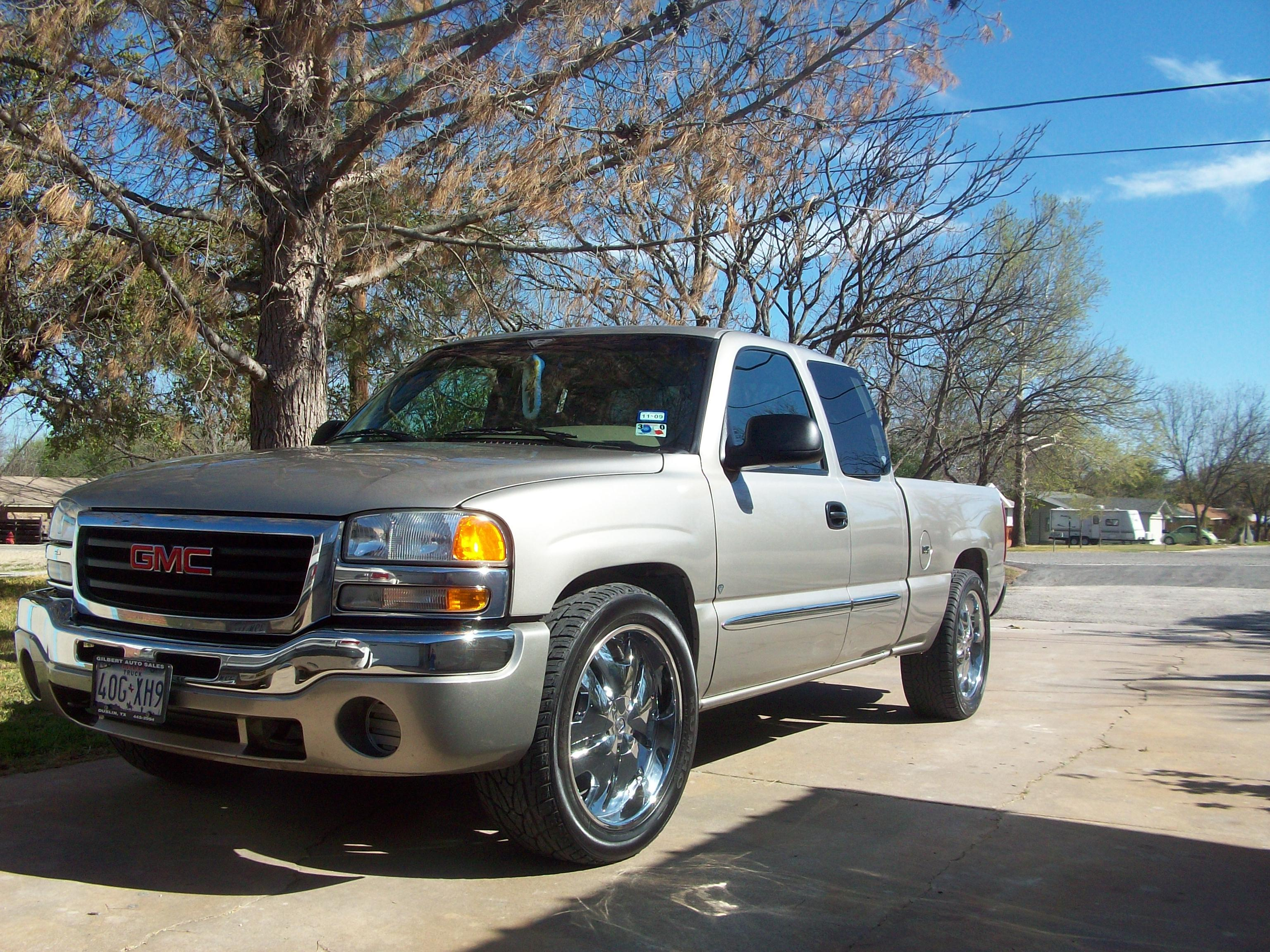 efrainisido 2003 gmc sierra 1500 extended cab specs photos modification info at cardomain. Black Bedroom Furniture Sets. Home Design Ideas