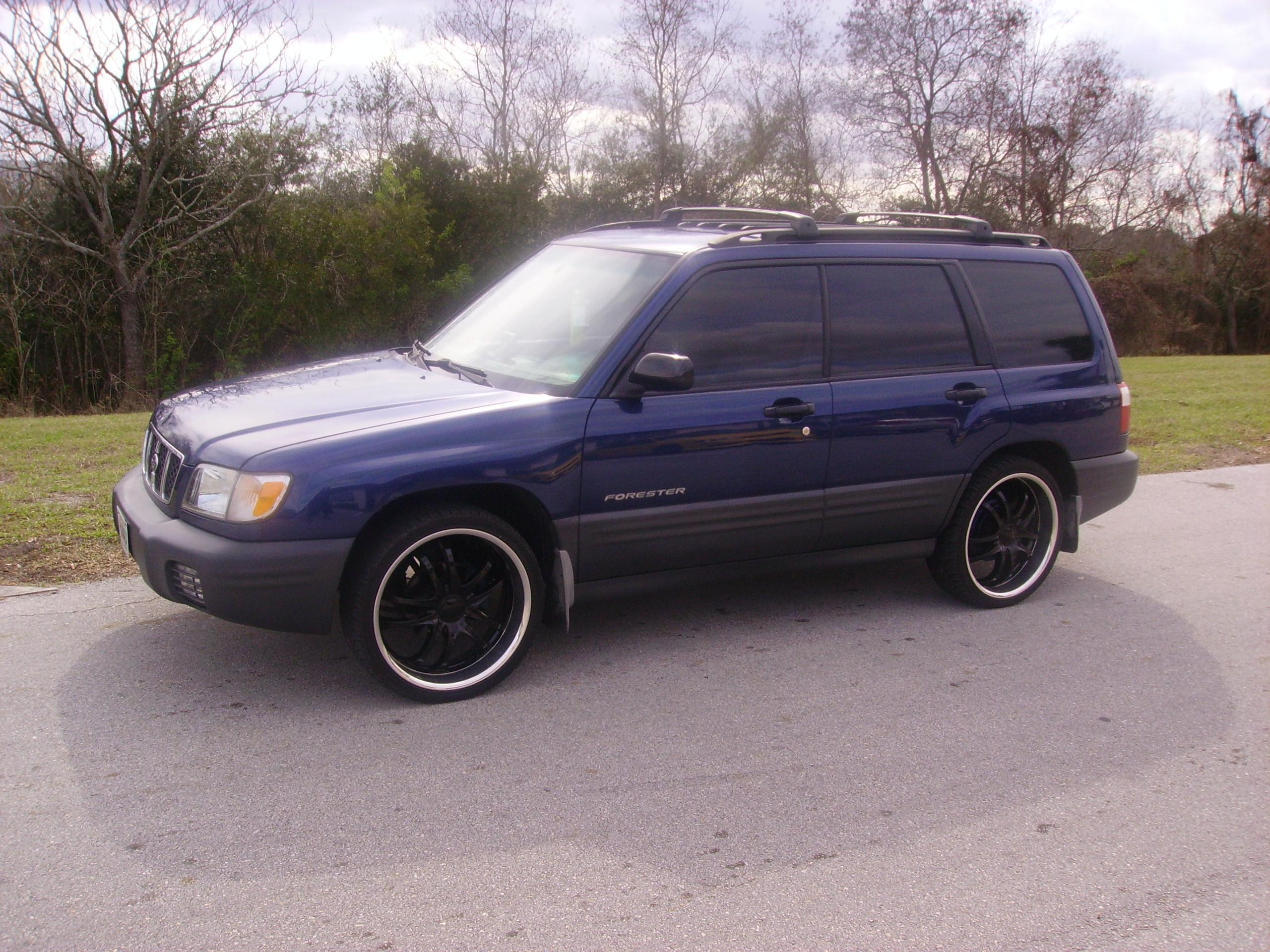 sileightyking 2001 subaru foresterl sport utility 4d specs photos modification info at cardomain cardomain