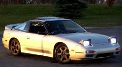Yohannnisaans 1991 Nissan 180SX