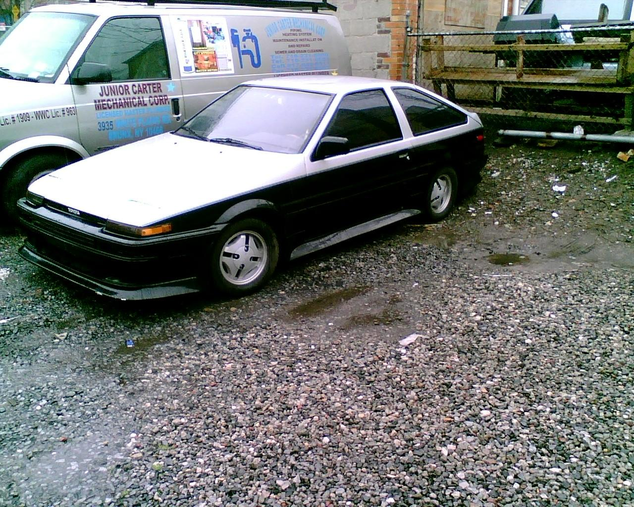 Another hectic_les 1986 Toyota Trueno post... - 14335147