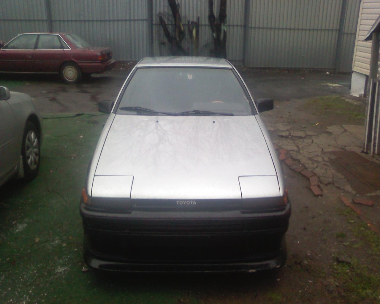 Another hectic_les 1986 Toyota Trueno post... - 14335149