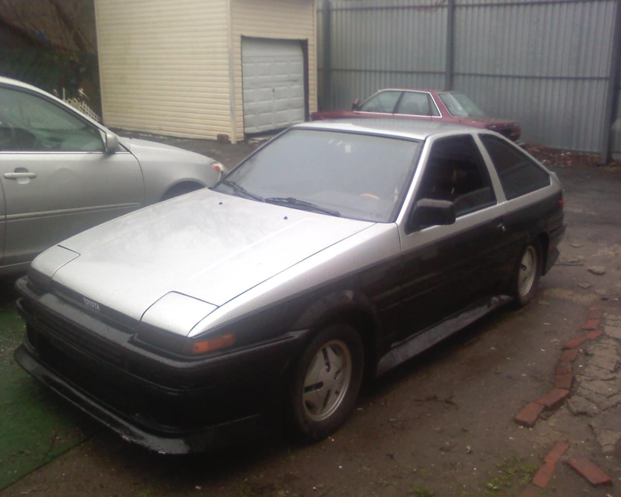 Another hectic_les 1986 Toyota Trueno post... - 14335150