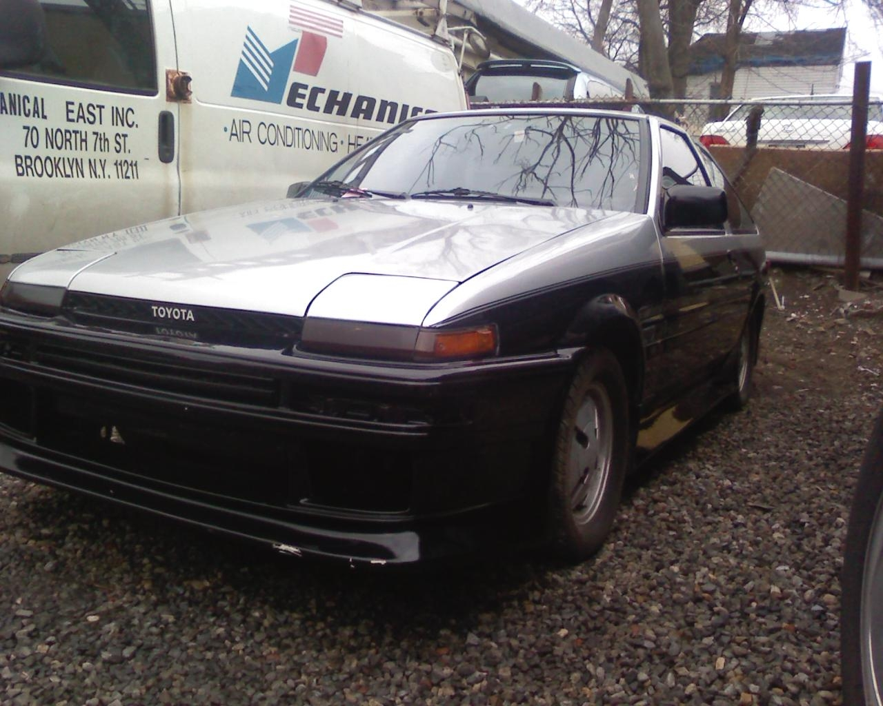 Another hectic_les 1986 Toyota Trueno post... - 14335164