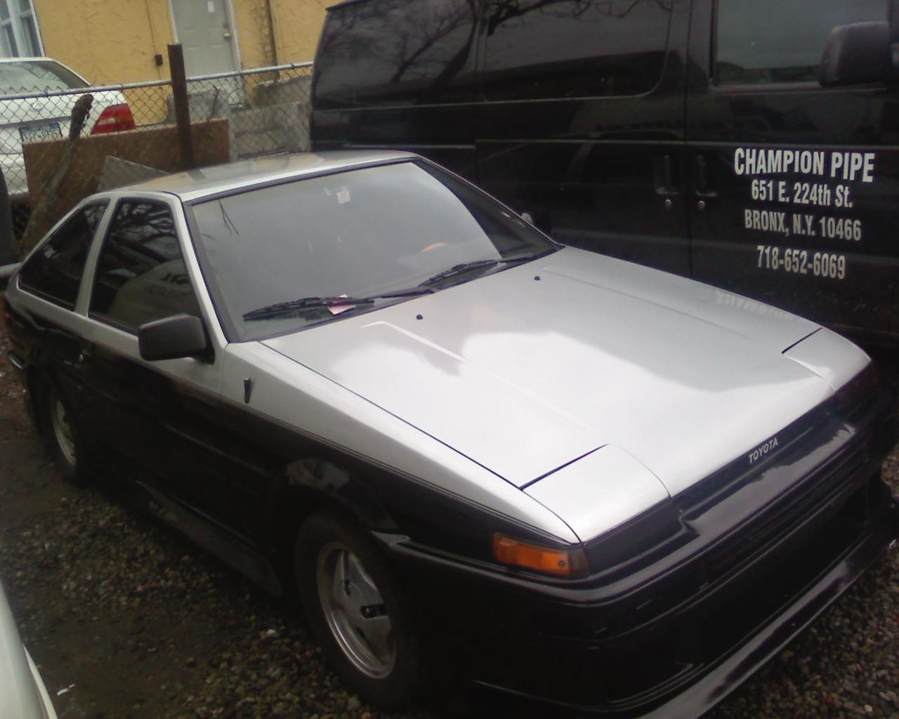 Another hectic_les 1986 Toyota Trueno post... - 14335165