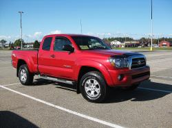 melly1111 2009 Toyota Tacoma Access Cab