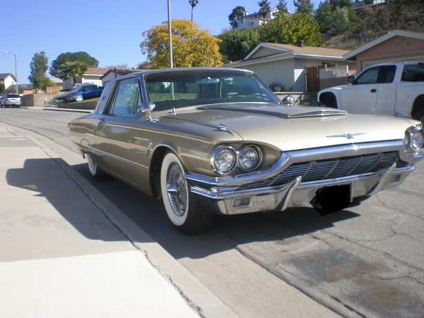 dboy070 1965 ford thunderbird specs photos modification info at cardomain. Cars Review. Best American Auto & Cars Review