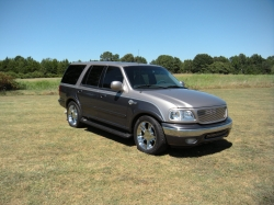 Executive7s 1999 Ford Expedition