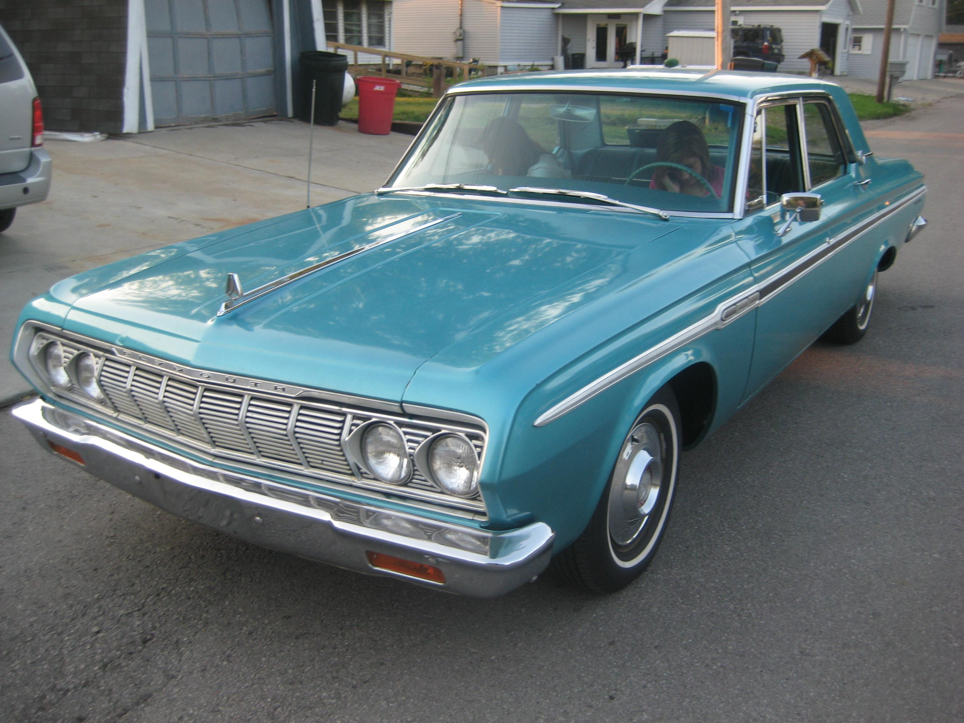Another 1964fury 1964 Plymouth Fury post... - 14338796