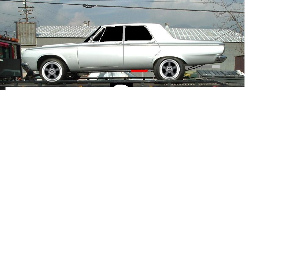 Another 1964fury 1964 Plymouth Fury post... - 14338806