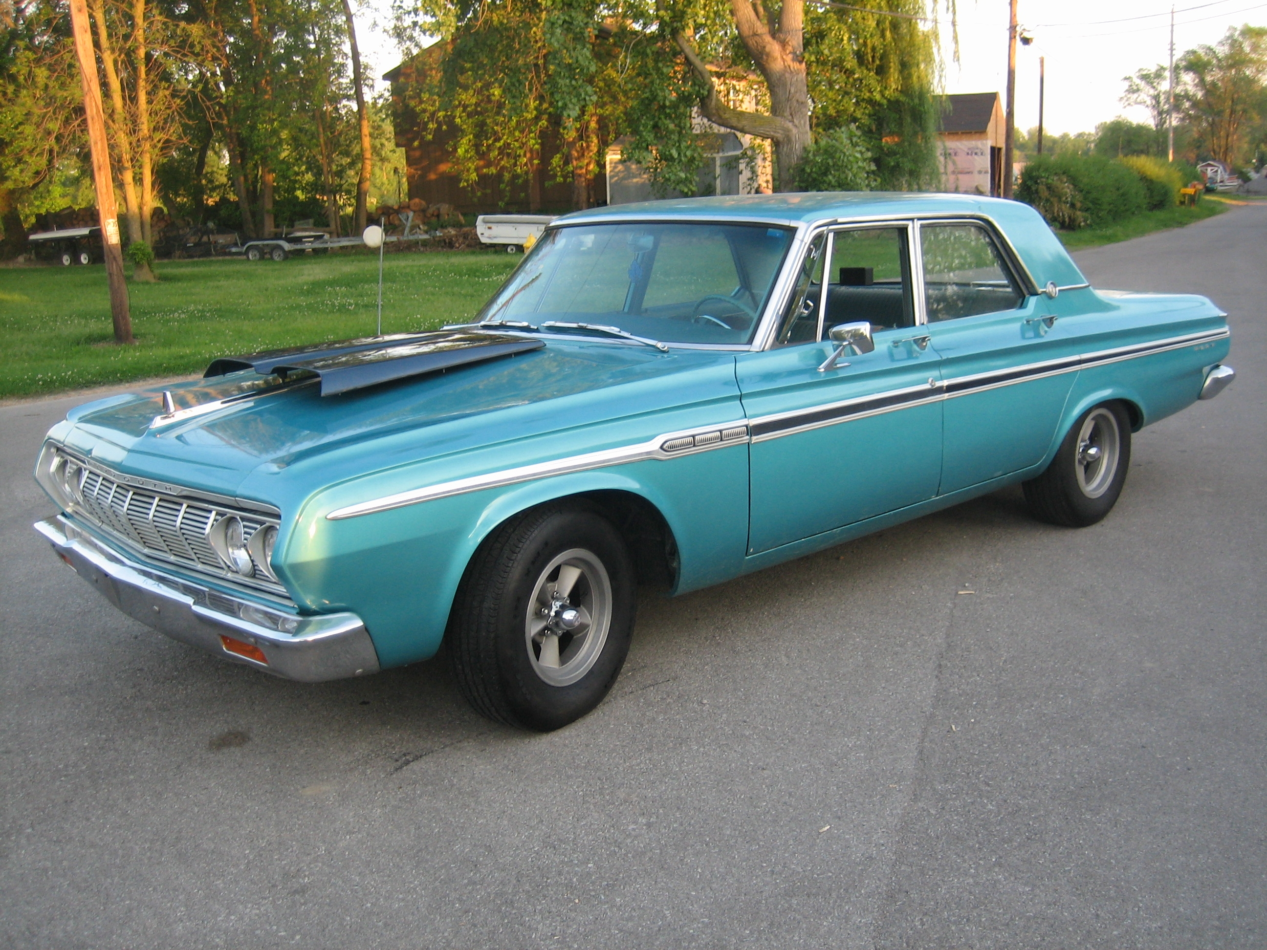 Another 1964fury 1964 Plymouth Fury post... - 14338811