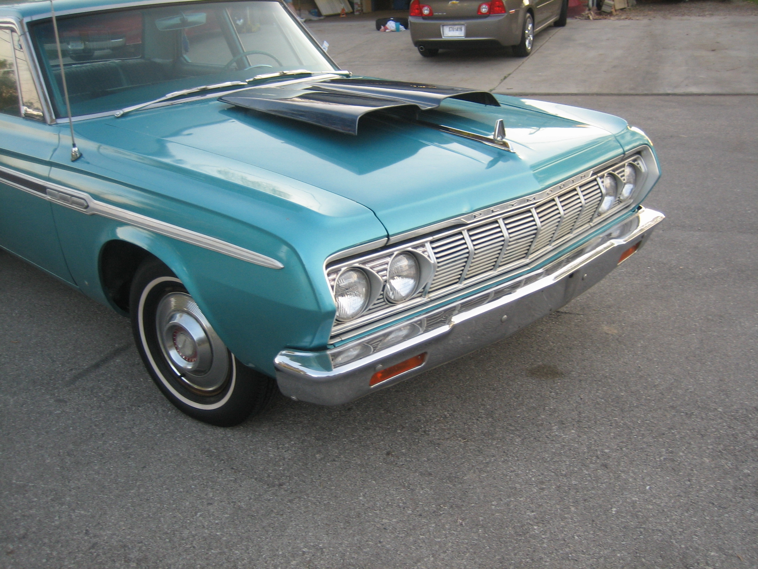 Another 1964fury 1964 Plymouth Fury post... - 14338812