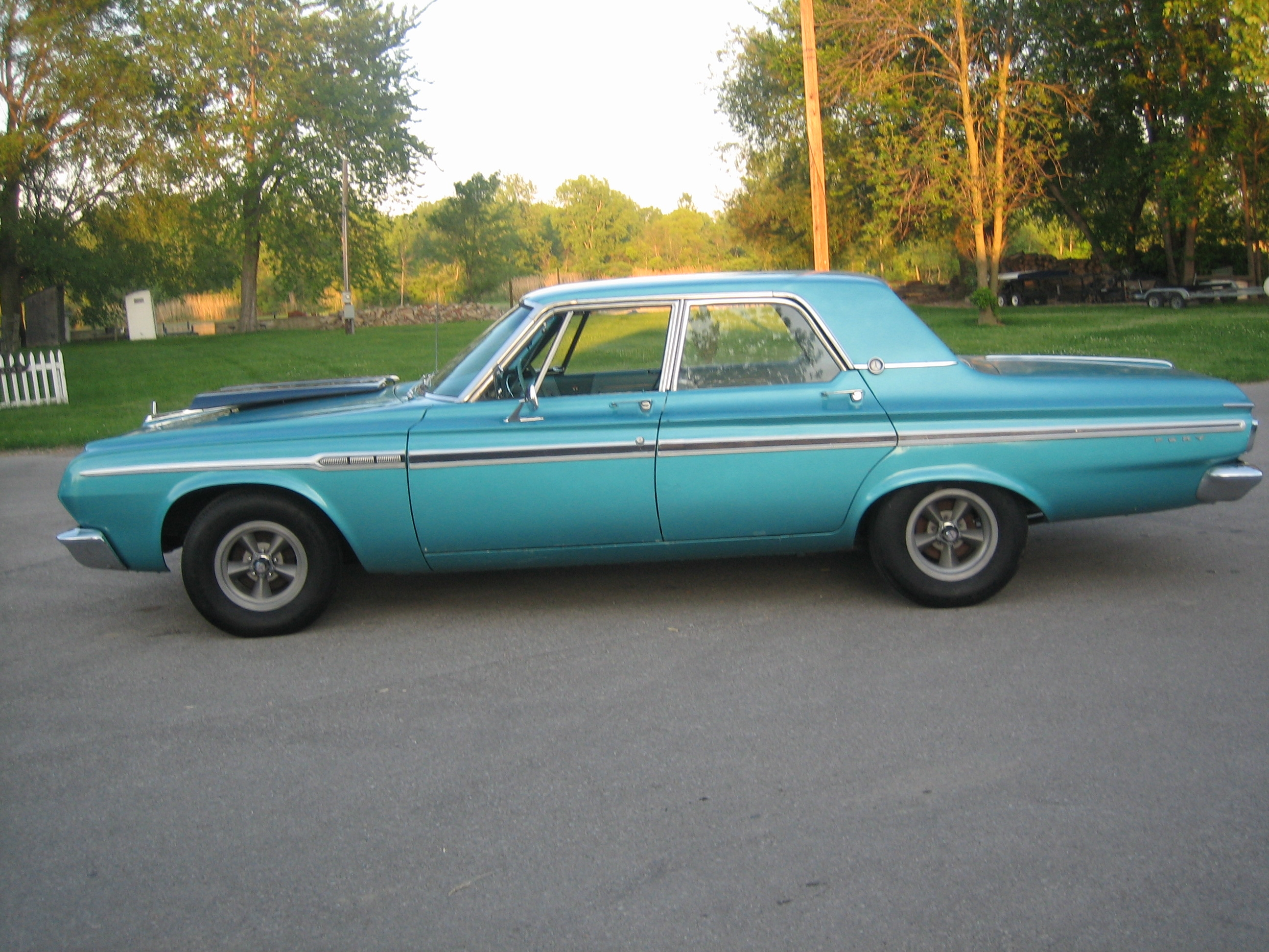 Another 1964fury 1964 Plymouth Fury post... - 14338814