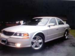 ASherry18s 2000 Lincoln LS