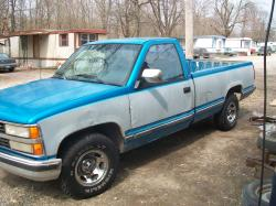 country_boi83 1992 Chevrolet 1500 Extended Cab