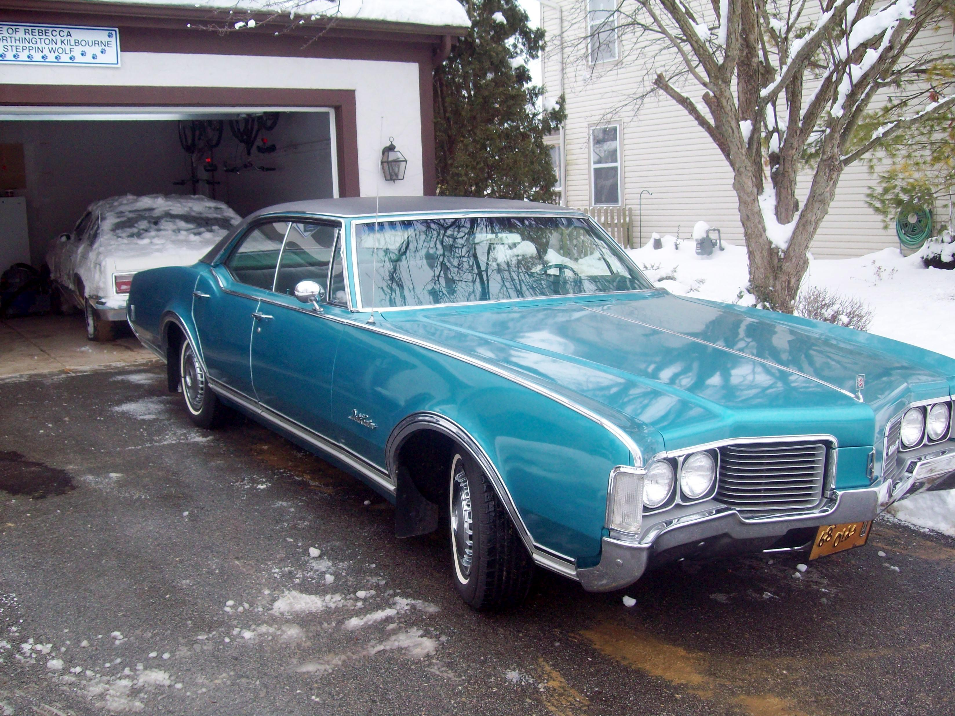 Another philnjean 1968 Oldsmobile Delta 88 post... - 14340462
