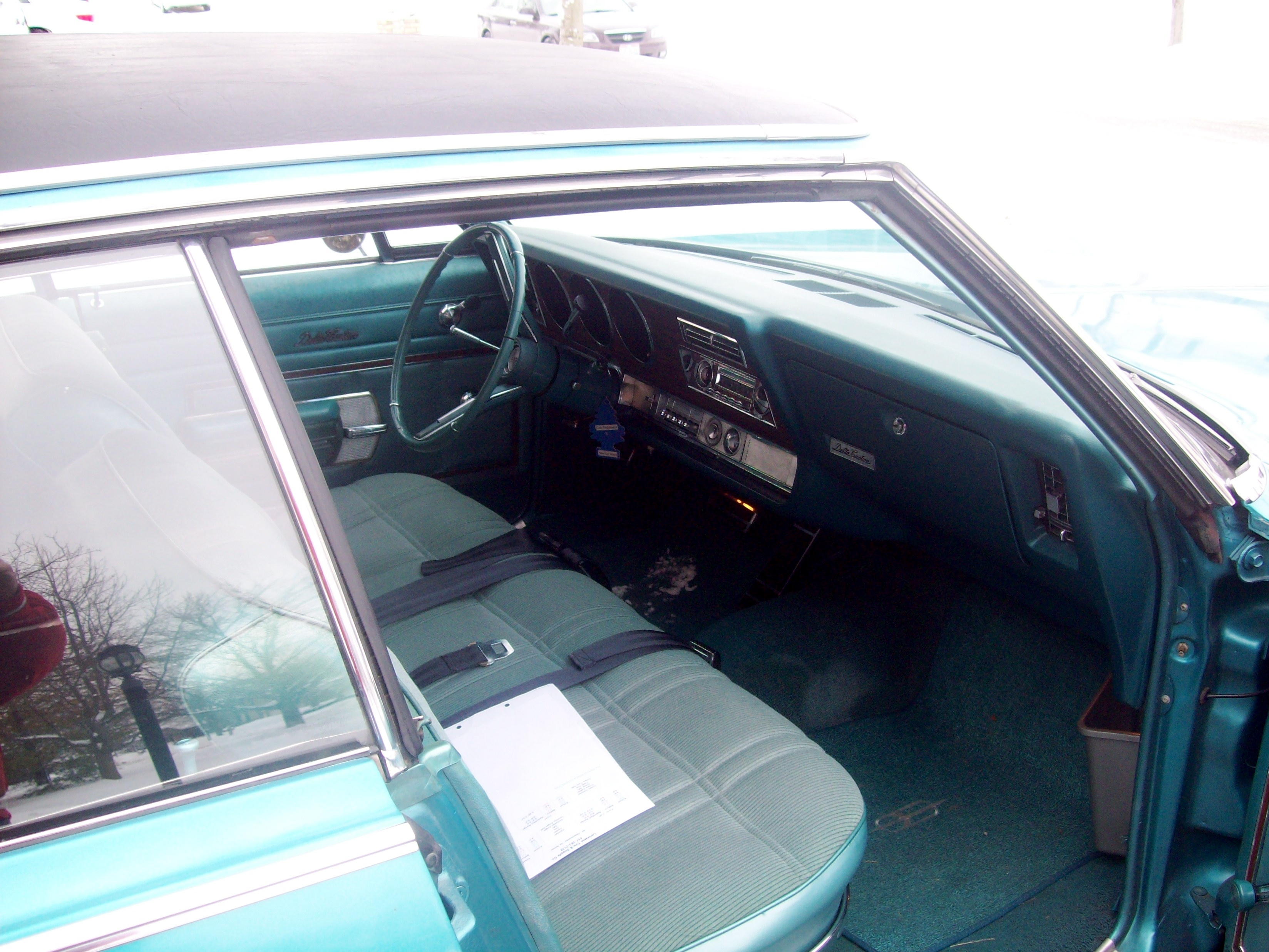 Another philnjean 1968 Oldsmobile Delta 88 post... - 14340467