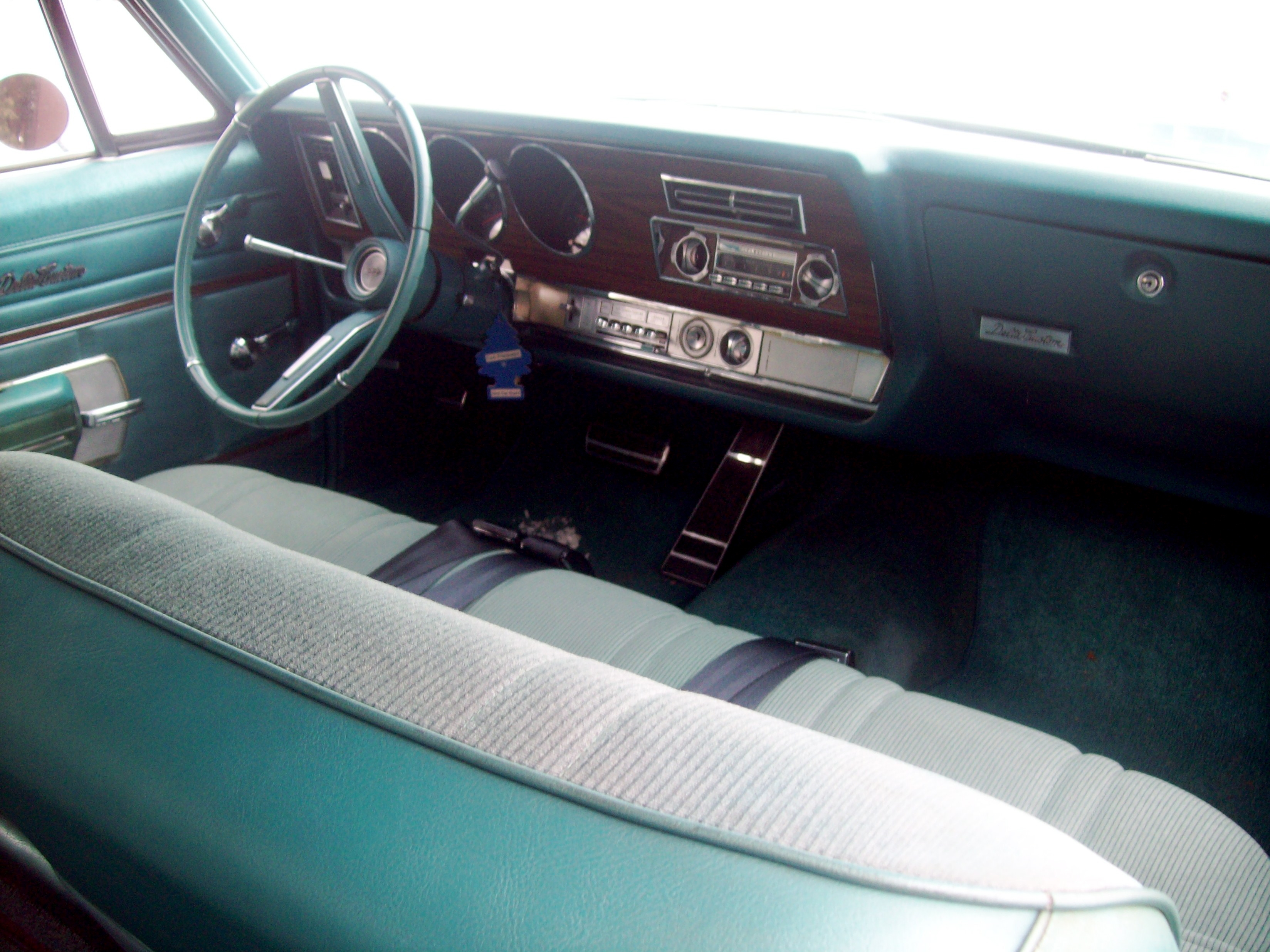 Another philnjean 1968 Oldsmobile Delta 88 post... - 14340469