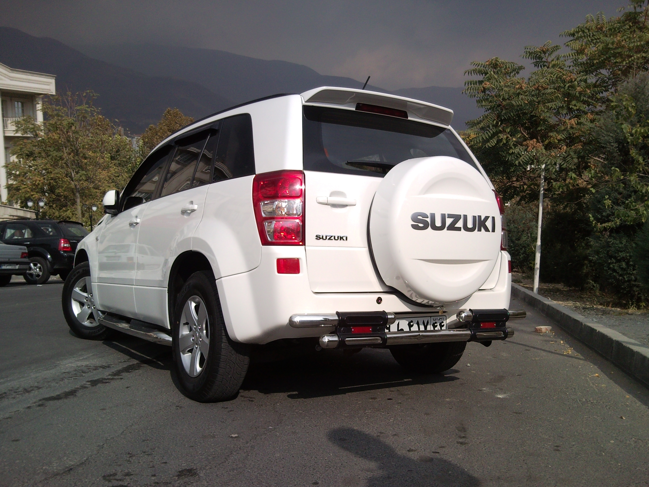 Ali Suzuki 2007 Suzuki Grand Vitara Specs Photos