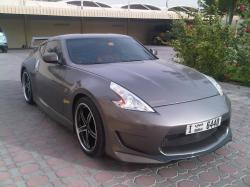 Mazrooeis 2010 Nissan 370Z
