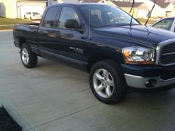 OhioThunders 2006 Dodge Ram 1500 Quad Cab